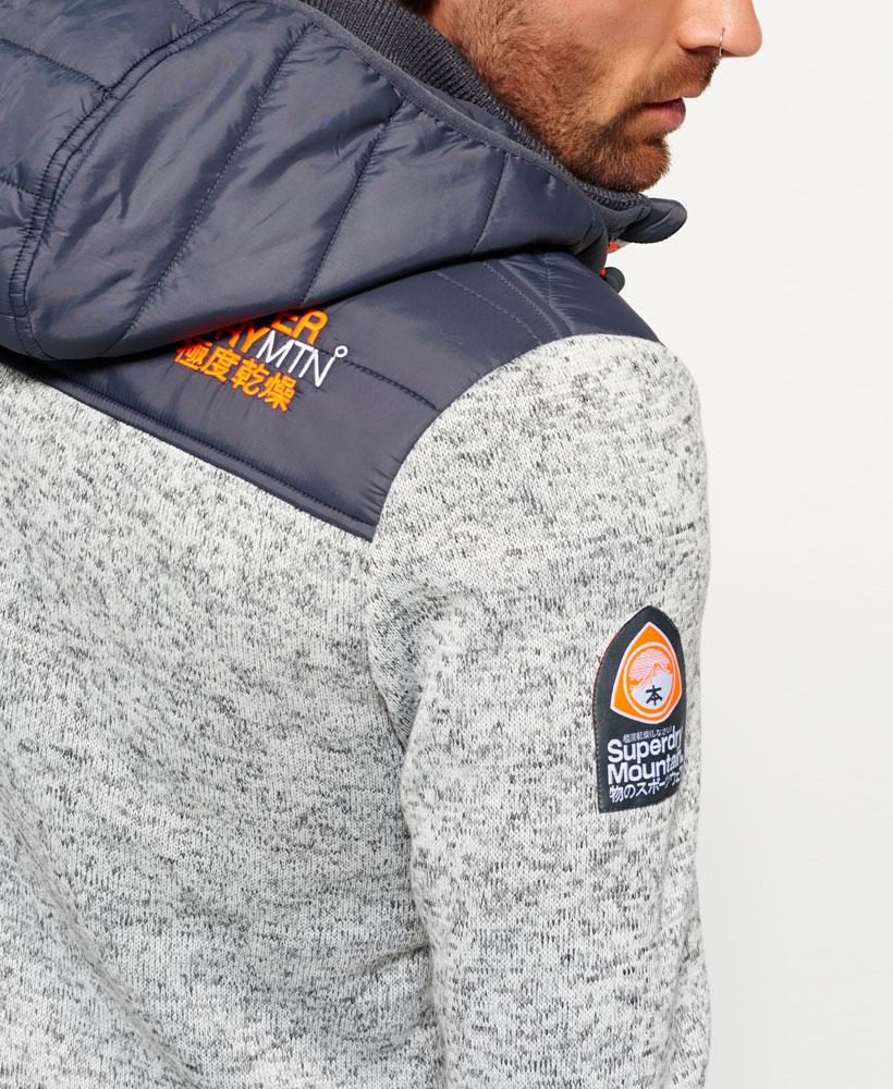 [男款]英國名品 正品代購 極度乾燥 Superdry STORM 連帽男士風衣戶外休閒外套帽T 砂礫灰 3