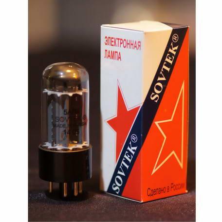 <br/><br/>  5AR4/GZ34 SOVTEK 真空管 (HitOn Audio:Genalex Gold Lion、Mulard、TELEFUNKEN、WE、Tesla、SIEMENS、JJ、SOVTEK.、Electro-Harmonix...請參考)<br/><br/>