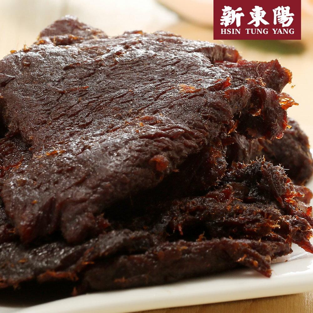 【新東陽】果汁牛肉乾100g