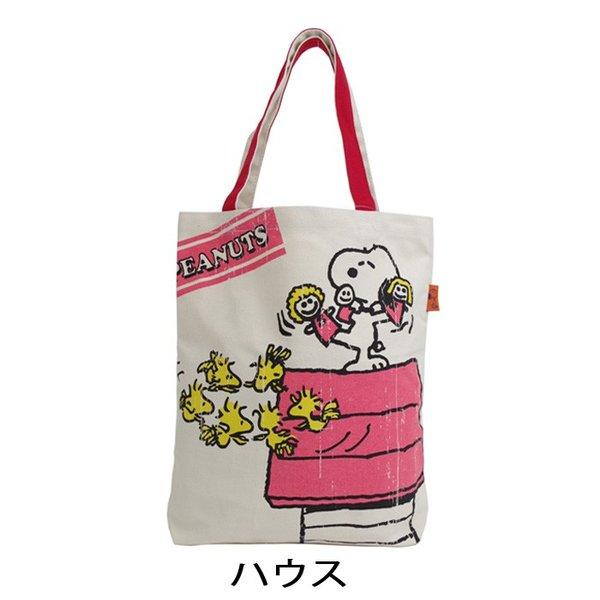 【真愛日本】18091200019 厚帆布復古文青手提袋-SN塔克指偶 史努比 snoopy塔克鳥 手提袋 後帆布 提袋