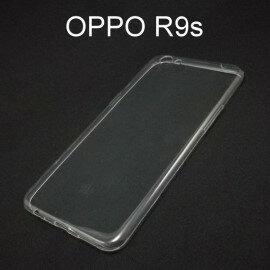 超薄透明軟殼 [透明] OPPO R9s