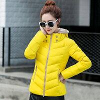 羽絨外套推薦到《 任選2件55折》韓版修身短款羽絨服棉衣外套 (2色,零碼) -ORead 自由風格就在OREAD-自由風格推薦羽絨外套