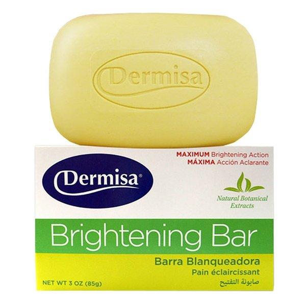 Dermisa美國原裝淡斑嫩白皂85g【櫻桃飾品】【21028】