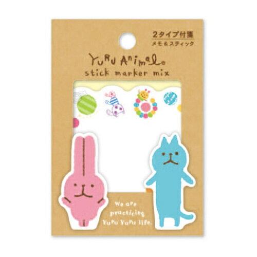 *小徑文化*日本進口 MIND WAVE 紙製品系列 - 付箋 水玉 ( 52769 )