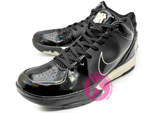 2019 經典籃球鞋款 鞋舖重磅聯名 UNDEFEATED x NIKE KOBE IV 4 PROTRO UNDFTD PE BLACK MAMBA 黑白 黑曼巴 隱藏配色 Bryant 曼巴 後 ZOOM AIR 氣墊 籃球鞋 8 24 (CQ3869-001) ! 1