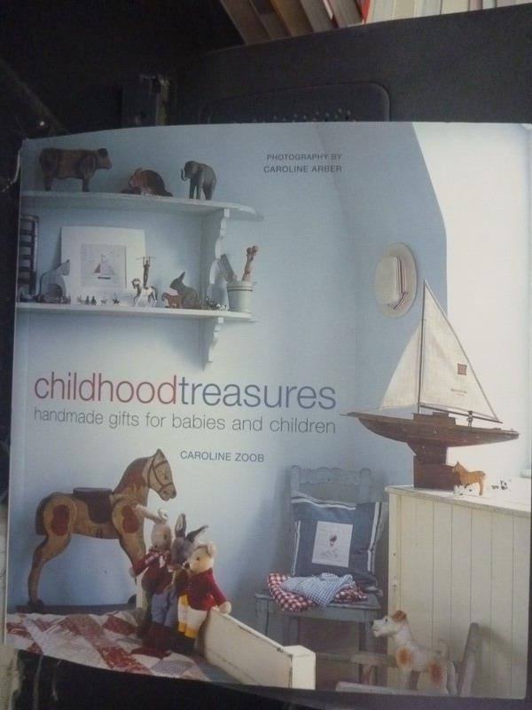 ~書寶 書T9/美工_ZDP~Childhood Treasures_Caroline Z