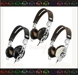 弘達影音多媒體 Momentum On-Ear II 德國聲海 Sennheiser 可換線 密閉折疊耳罩式耳機 智慧型
