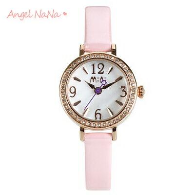AngelNaNa 韓國100%正品 軟陶錶 童話‧立體粉雕女手錶.畢業 ‧情人節 ~天使