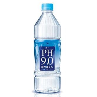統一PH9.0鹼性離子水800ml【愛買】