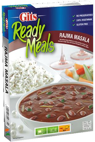 Gits Rajma Masala 大紅豆即食調理包
