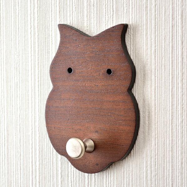 【HYI家居生活館】木薄片動物壁掛-貓頭鷹《MIT手工製作全館免運費》