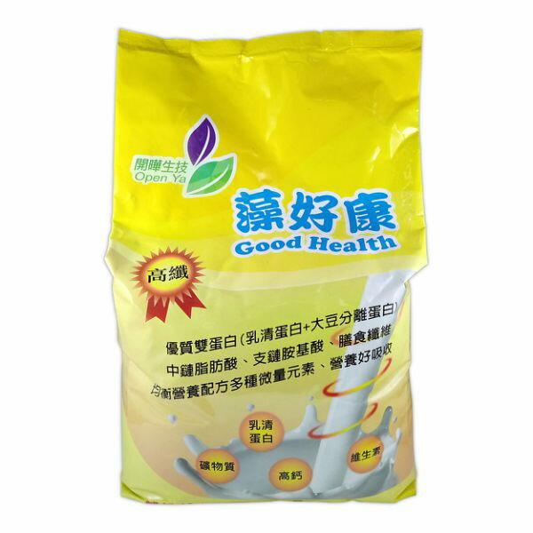 藻好康 均衡營養配方 高纖 3公斤 / 包★愛康介護★ - 限時優惠好康折扣