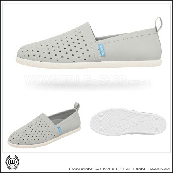NATIVESHOES - Venice - GLM00(灰)Pigeon Grey/Bone White(1500)