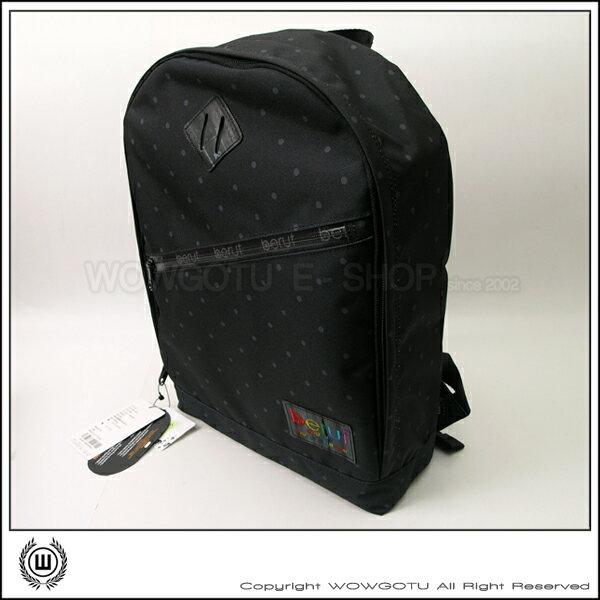 【 BERUF 】DOT Collection .日本完售款式 Backpack - 22M PCD 黑 - 好評發售中