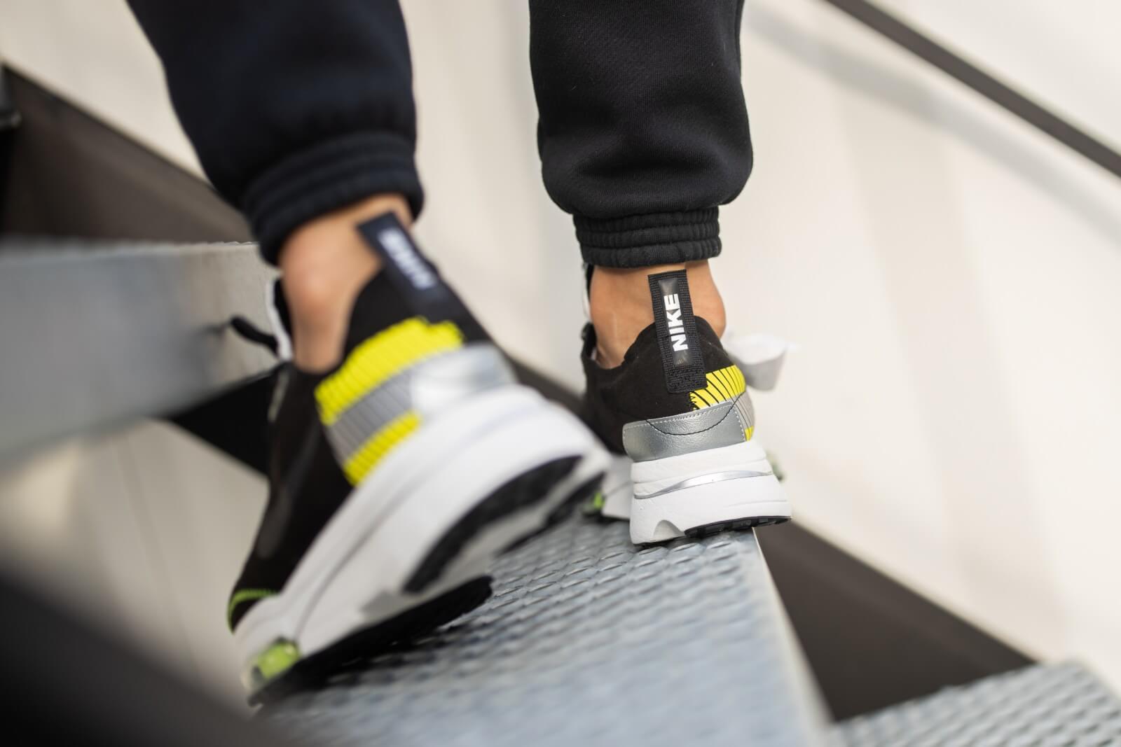 IMPACT Nike Air Zoom Type N.354 黑 白 氣墊 螢光綠 DB5459-001