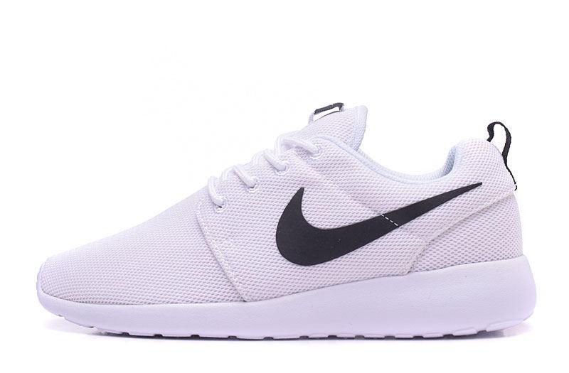 Nike Roshe Run 奧運倫敦 白黑 男女鞋