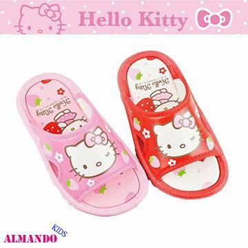 HELLO KITTY 兒童涼鞋/凱蒂拖鞋