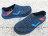 《限時特價79折》Shoestw【72U1SA66DB】PONY 洞洞鞋 水鞋 可踩跟 新款 懶人拖 深藍七彩菱格 男女都有 1