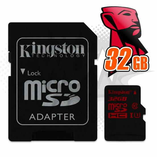 金士頓 Kingston microSDXC 32GB UHS-I Class 3 (U3) 記憶卡 保固公司貨