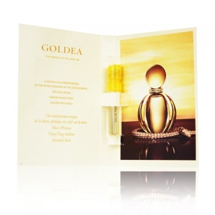 BVLGARI 寶格麗 Goldea 金漾女性 試管淡香水 1.5ml【櫻桃飾品】【27893】