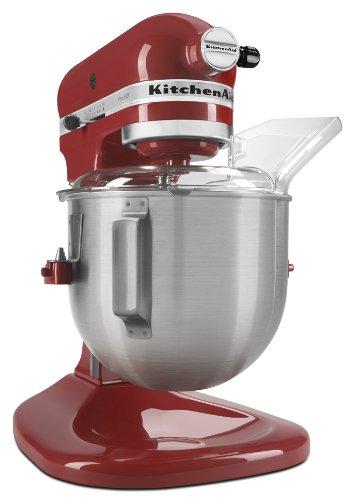 ㊣胡蜂正品㊣ 台灣一年保固 預購 紅色 KitchenAid KSM500 PRO500 Series 5QT 升降式 攪拌機 Stand Mixer