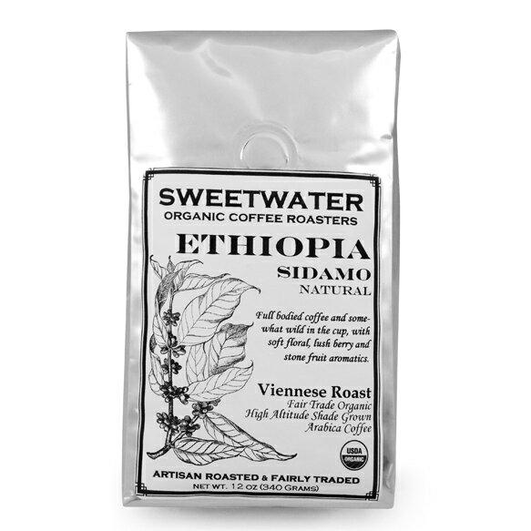【SWEETWATER】西達摩莊園有機咖啡豆 - 限時優惠好康折扣