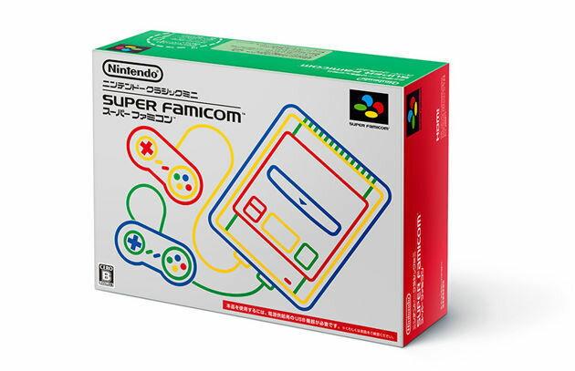 任天堂 Nintendo 原廠復刻版 SFC MINI 迷你超級任天堂 迷你超任 日本 日版 附變壓器【台中恐龍電玩】