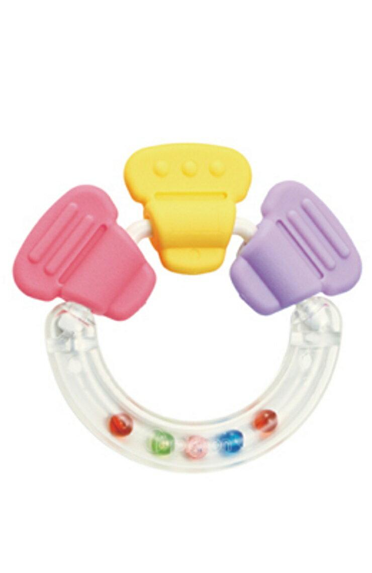 【寶貝樂園】貝親牙齒咬環