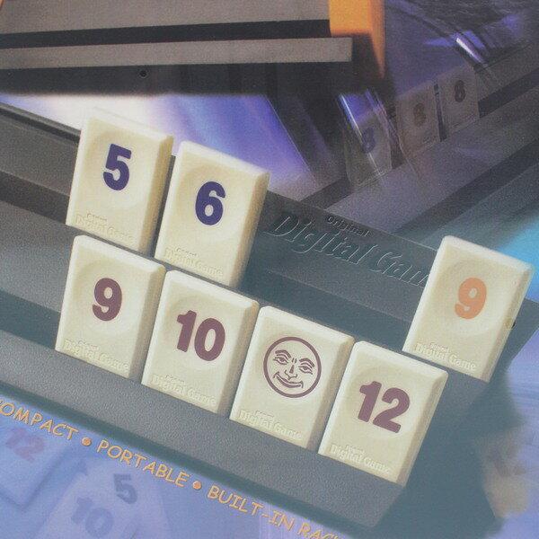 大 拉米牌遊戲 拉密數字磚塊牌 魔力橋 桌遊/一盒入{促350}AY2008拉密牌 蘭米數字牌 以色列麻將 拉密數字牌 拉密磚塊牌 拉密磚CF117868