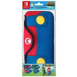 任天堂 Nintendo Switch NS QUICK POUCH 主機包 瑪莉歐 收納包 布包【台中恐龍電玩】