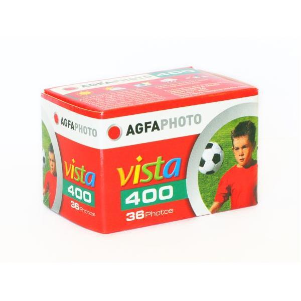 AGFA 愛克發 Vista 400 彩色負片 135專用 底片 HOLGA LOMO 含稅價