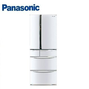 Panasonic國際牌NR-F502VT六門變頻冰箱(501L)(晶鑽白)※熱線:07-7428010