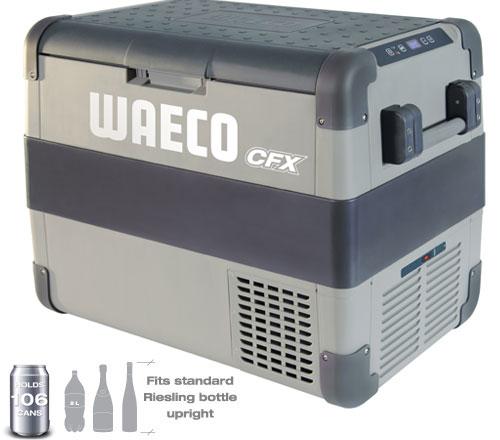 領券94折現折★2017/01/24前贈多用途行動冷熱箱  德國 WAECO 最新一代智能壓縮機行動冰箱 CFX-65 優惠券代碼 XPPK-IAG6-2EB4-7CWO