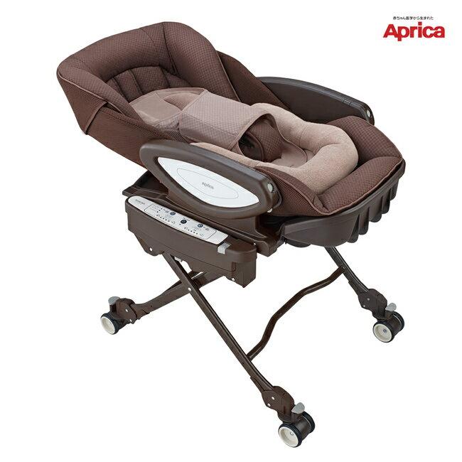 Aprica 電動高低調節搖擺餐搖床椅 YuraLism HIDX 愛麗絲