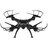 Drone Altitude Hold 2.4G 6-Axis FPV 720P HD Live Video WIFI Camera RC Voice Command Quadcopter, 2 Batteries & Power Bank 3