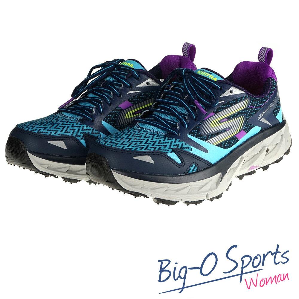 SKECHERS 越野系列 GO Trail Ultra 3  女 14110NVBL  Big-O Sports