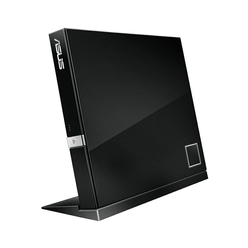 ASUS 華碩 SBC-06D2X-U 外接式超薄 BD-Combo 藍光複合式燒錄機【8/17 限定點數最高20倍!全家超取免運‧首購滿699贈100點(1點=1元)】