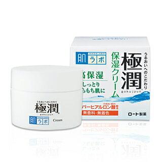 【ROHTO】肌研極潤保濕凝霜