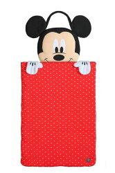 美國ZOOBIES X DISNEY 迪士尼造型睡袋 【正版授權】- 米奇 Mickey