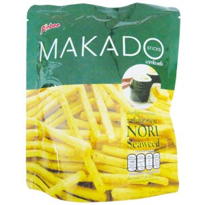MAKADO 麥卡多 薯條-海苔 27g