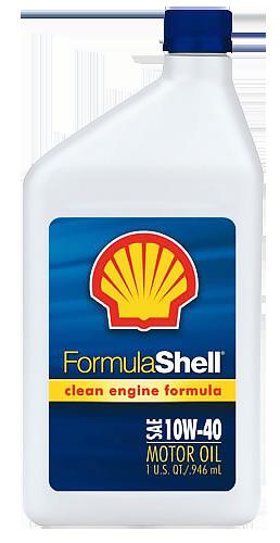 Shell  Formula 10W40 合成機油 #0109