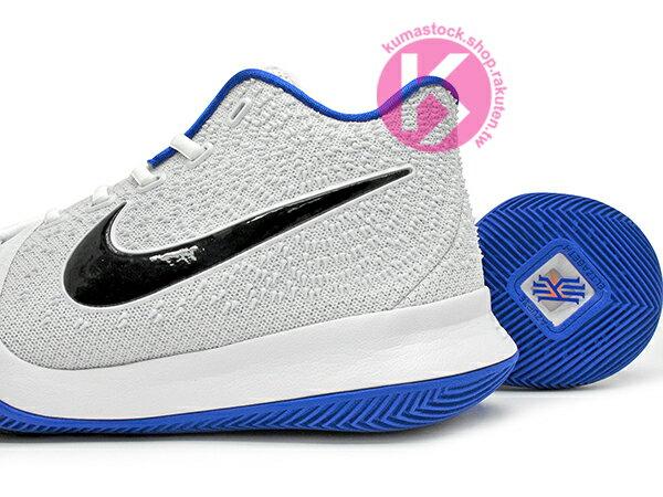 2017 Kyrie Irving 最新代言鞋款 NIKE KYRIE 3 III EP DUKE 白藍 黑勾 杜克 藍魔鬼 HYPERFUSE 鞋面 後 ZOOM AIR 氣墊 UNCLE DREW (852396-102) 0217 3