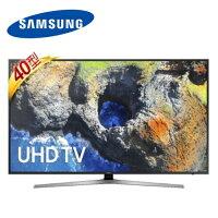 Samsung LED電視推薦到【SAMSUNG 三星】UA40MU6100/UA40MU6100WXZW40吋4K電視 (含運無安裝)【三井3C】就在SANJING三井3C推薦Samsung LED電視