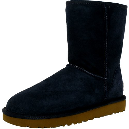 Ugg Women's Classic Short II Ankle-High Suede Boot 1