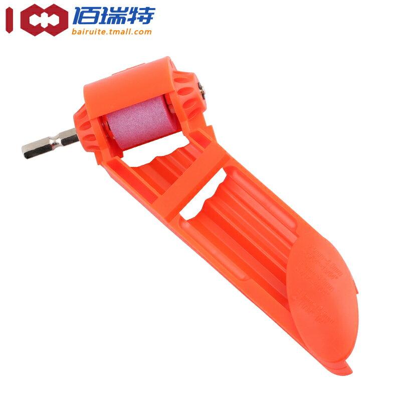 轉頭磨鑽器磨鑽頭神器萬能便攜式打磨器小型研磨麻花鉆頭工具神器五金工具