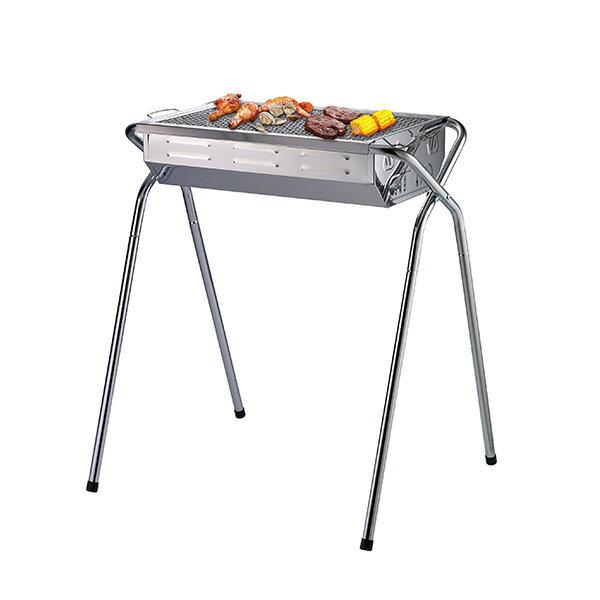妙管家 豪華不鏽鋼烤肉爐/烤肉架 HKR-475 - 限時優惠好康折扣
