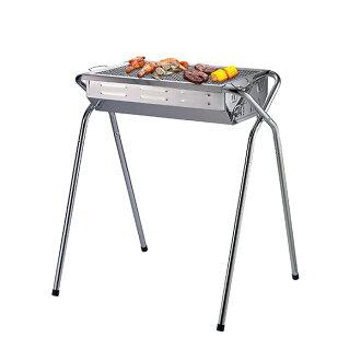 妙管家 豪華不鏽鋼烤肉爐/烤肉架 HKR-475