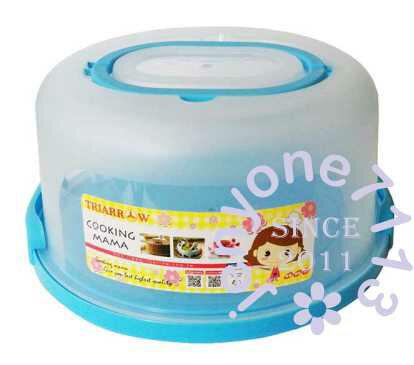 【三箭牌】手提蛋糕盒(小) K-2080《烘培器具(材)》