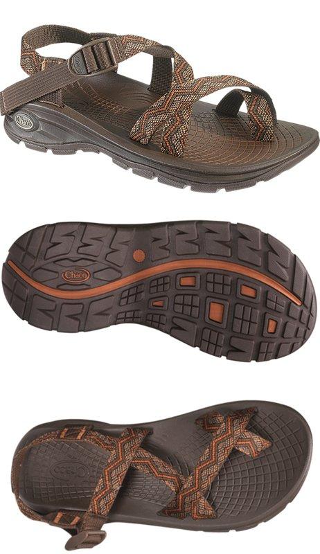 ├登山樂┤美國Chaco Z/VOLV2 男冒險旅遊涼鞋/水陸涼鞋-夾腳款 鋼筆線# CH-EZM02-HC51