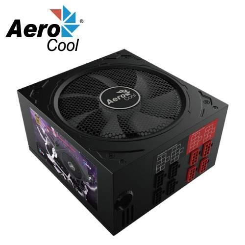 Aero cool XPredator 1000GM 1000W 金牌半模組